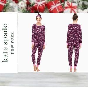 NWT  Kate Spade 2pc Pajama Set